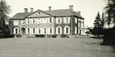 Dean Reynold's home, Caunton Manor