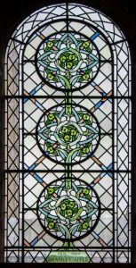 Bramley apple window Southwell Minster