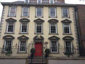 Celery history – Newdigate House Nottingham